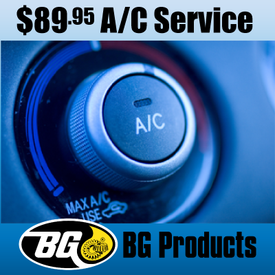 Air Conditioner Service Discount